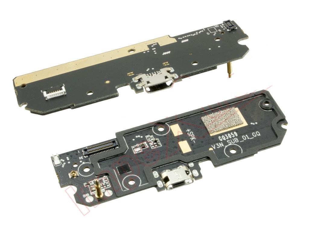 Ulefone Armor X nabíjecí konektor