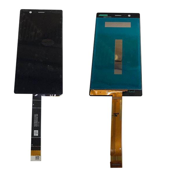 Nokia 3 LCD displej dotykové sklo černé