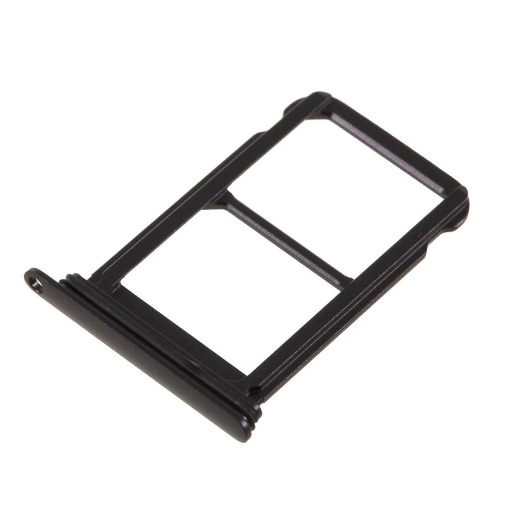 Huawei P20 Pro šuplík na SIM kartu dual černý