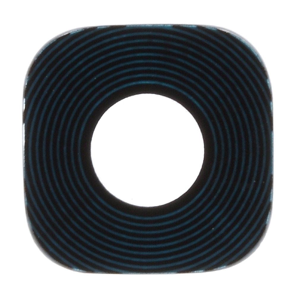 Samsung Galaxy S6 edge krytka čočky fotoaparátu černá G925F