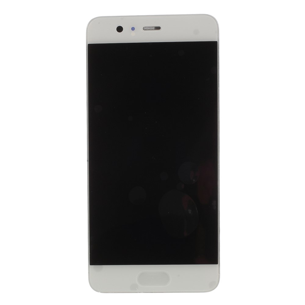 Huawei P10 LCD displej dotykové sklo komplet včetně rámečku bílý