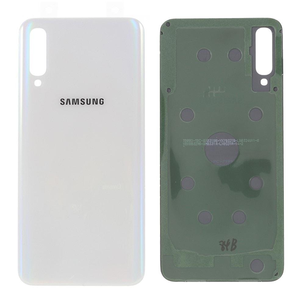 Samsung Galaxy A50 zadní kryt baterie bílý A505
