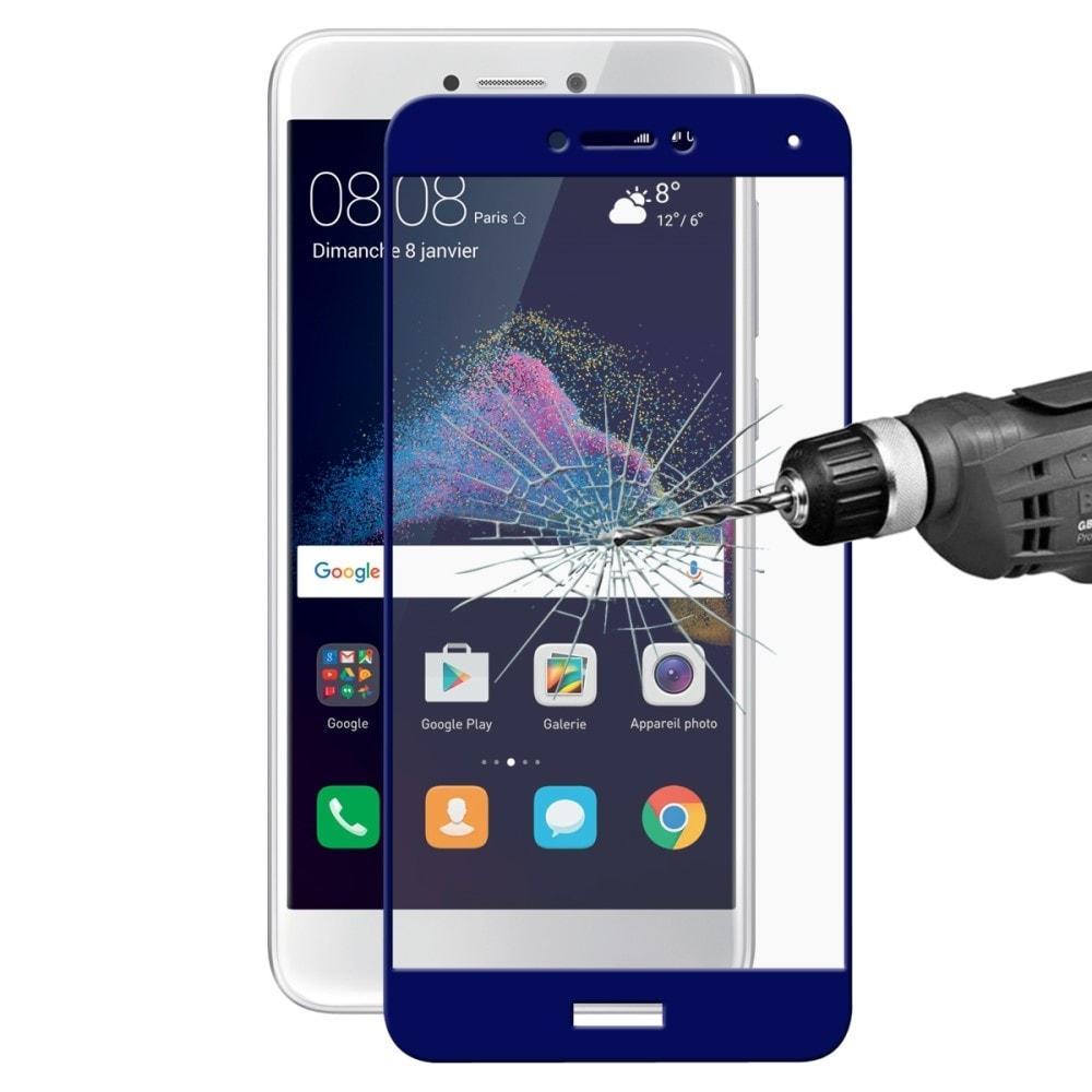 Huawei P9 Lite 2017 / Honor 8 Lite Ochranné tvrzené sklo modré