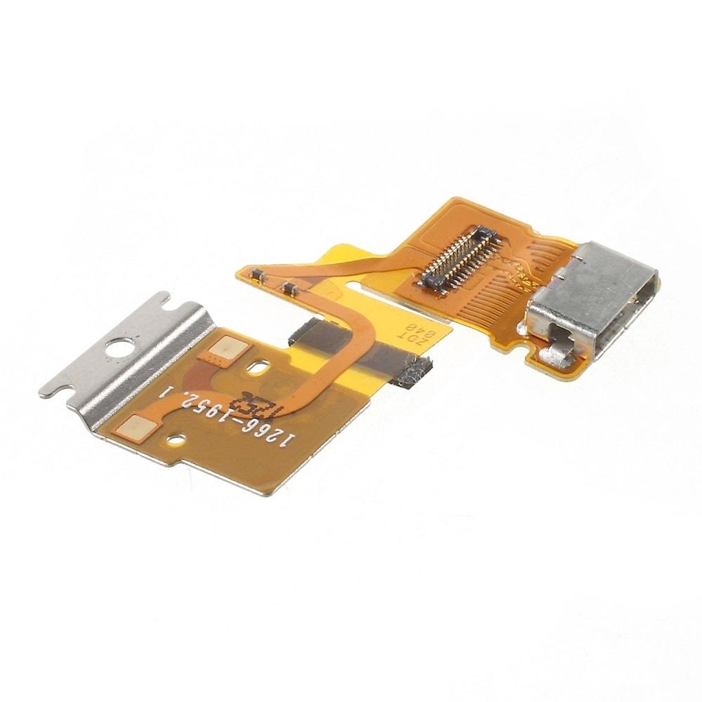 Sony Xperia Z Tablet flex napájecí konektor port nabíjení