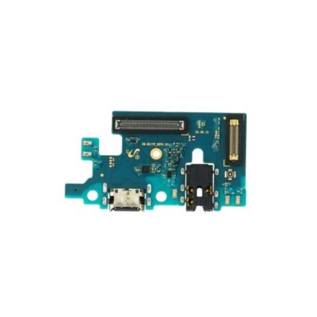 Samsung Galaxy M31s dock konektor nabíjení port USB-C flex mikrofon audio 3,5mm
