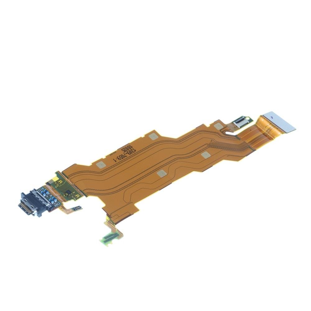 Sony Xperia XZ2 nabíjení napájecí konektor flex kabel H8324