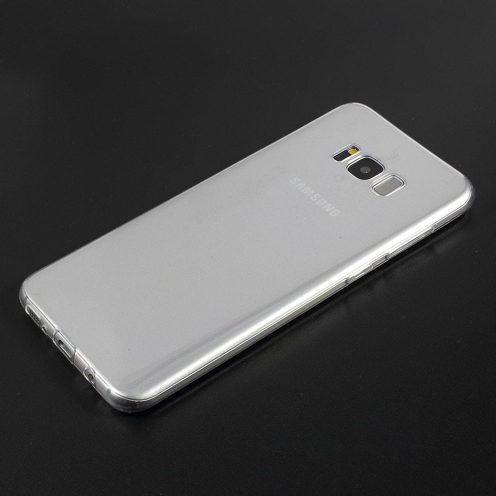 Samsung Galaxy S8 G950 Ochranné pouzdro obal kryt transparentní