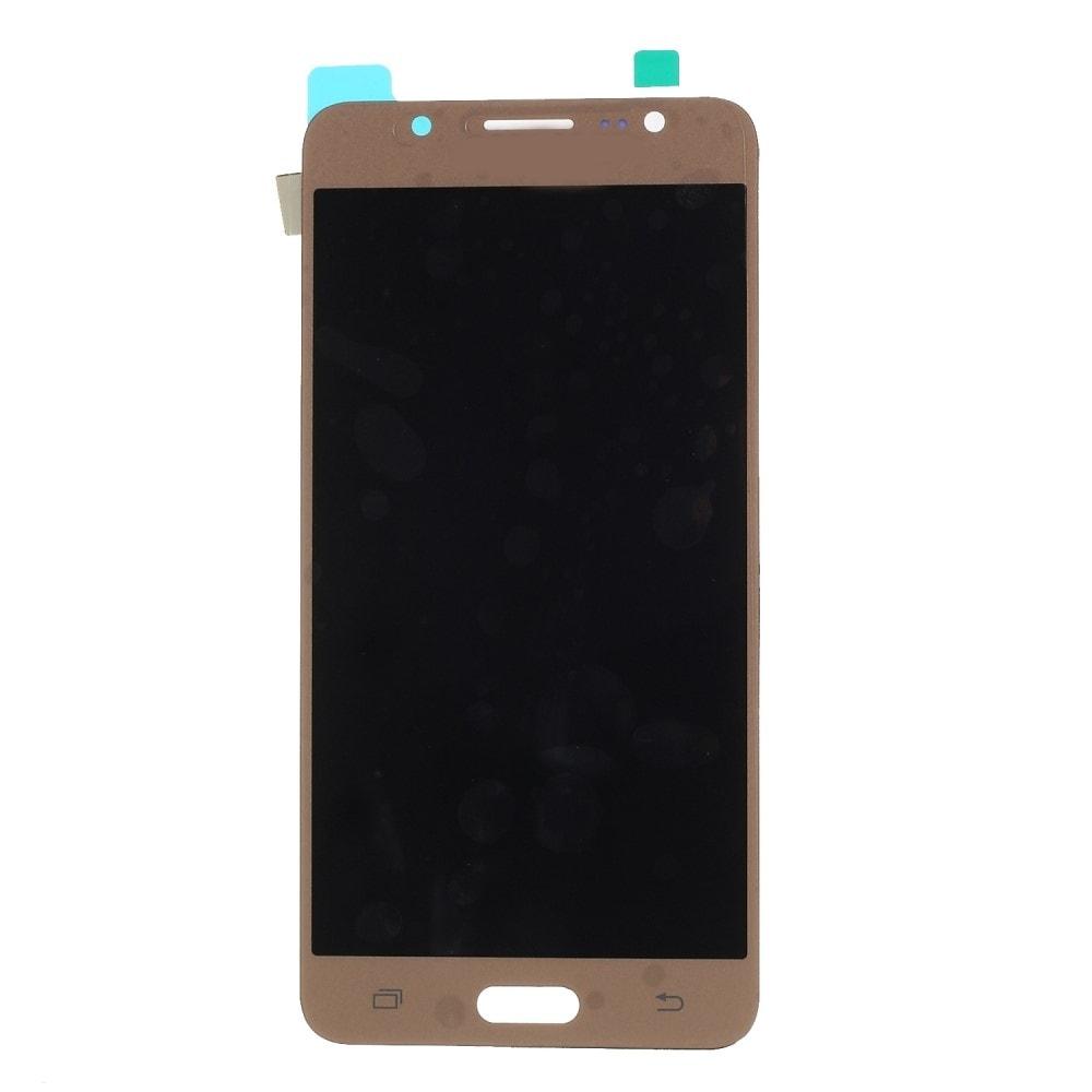 Samsung Galaxy J5 2016 LCD TFT displej dotykové sklo zlaté J510