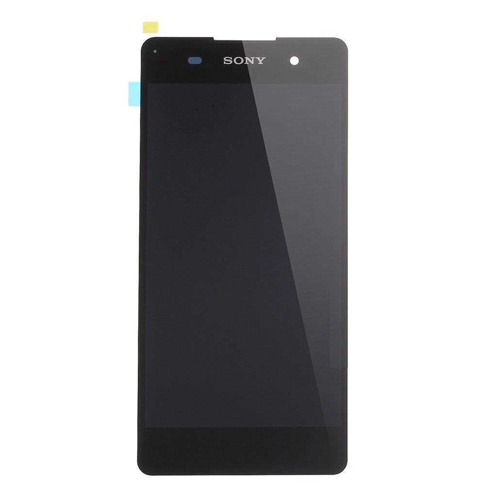 Sony Xperia E5 LCD displej dotykové sklo komplet přední panel černý