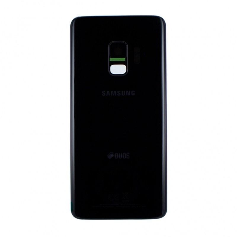 Samsung Galaxy S9 zadní kryt baterie originální černý G960 Použitý