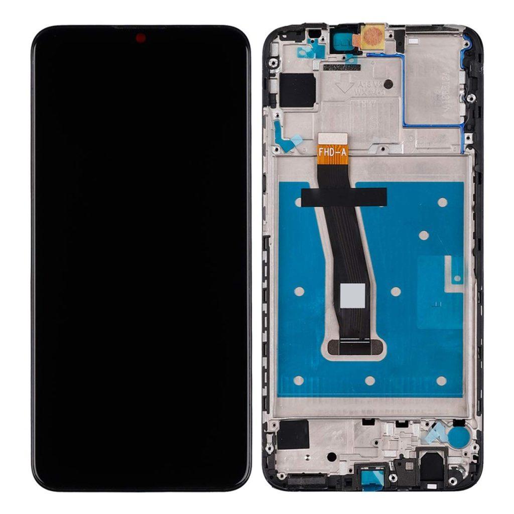 Huawei P Smart 2019 LCD displej dotykové sklo komplet včetně rámečku