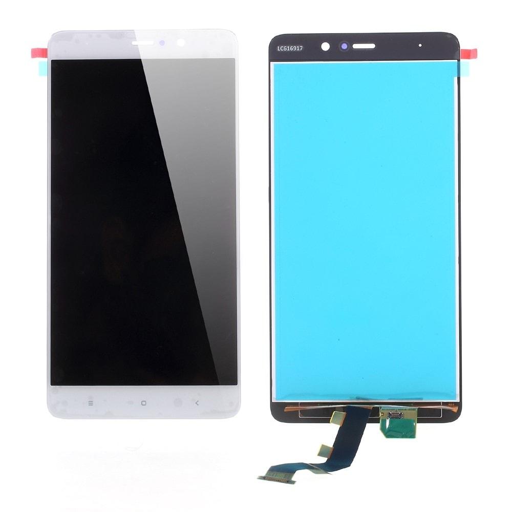 Xiaomi Mi5S Plus LCD Displej dotykové sklo bílé komplet