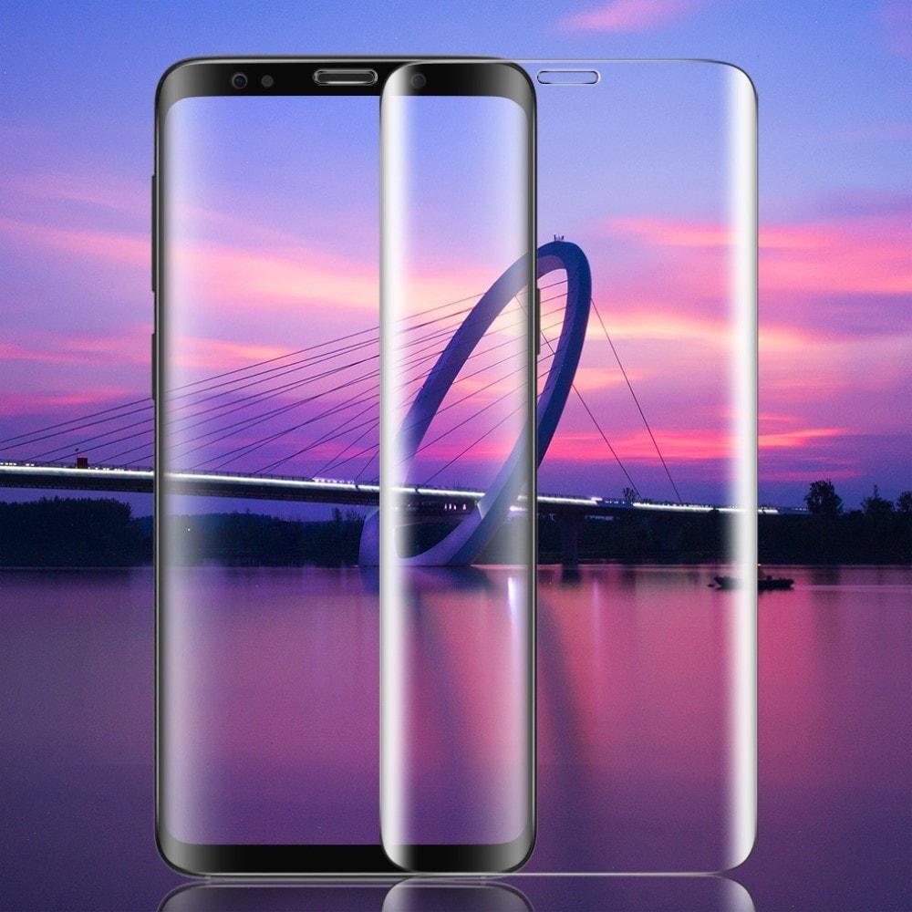 Samsung Galaxy S9 Ochranná transparentní Hydrogel folie na displej s anti-blue-ray vrstvou G960