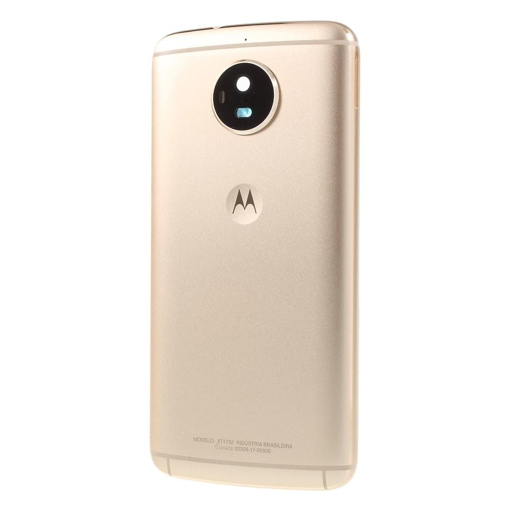 Motorola Moto G5S zadní kryt baterie zlatý