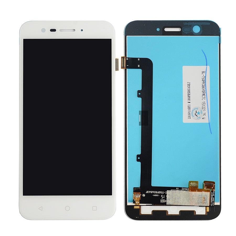 Vodafone Smart Prime 7 VFD600 LCD displej dotykové sklo bílé