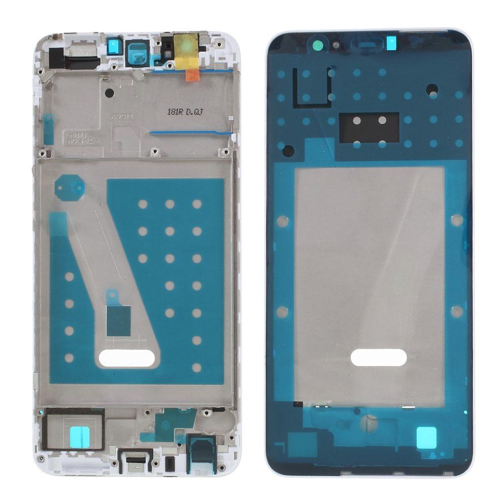 Huawei P Smart středový rámeček střední kryt bílý