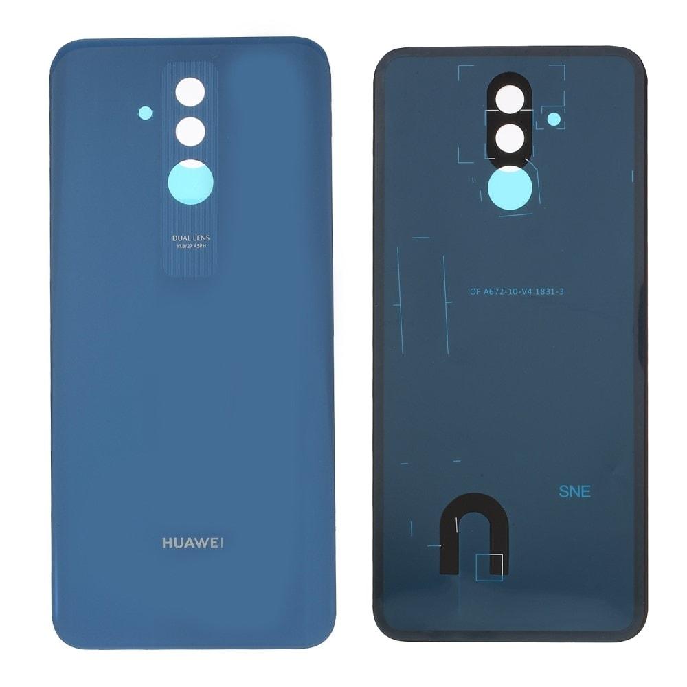 Huawei Mate 20 Lite zadní kryt baterie modrý