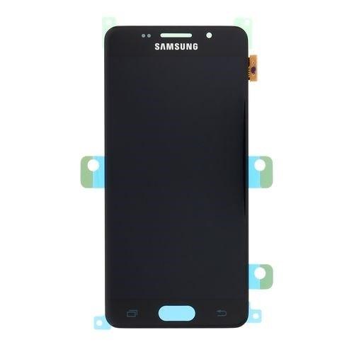 Samsung Galaxy A3 2016 LCD displej dotykové sklo černé A310F