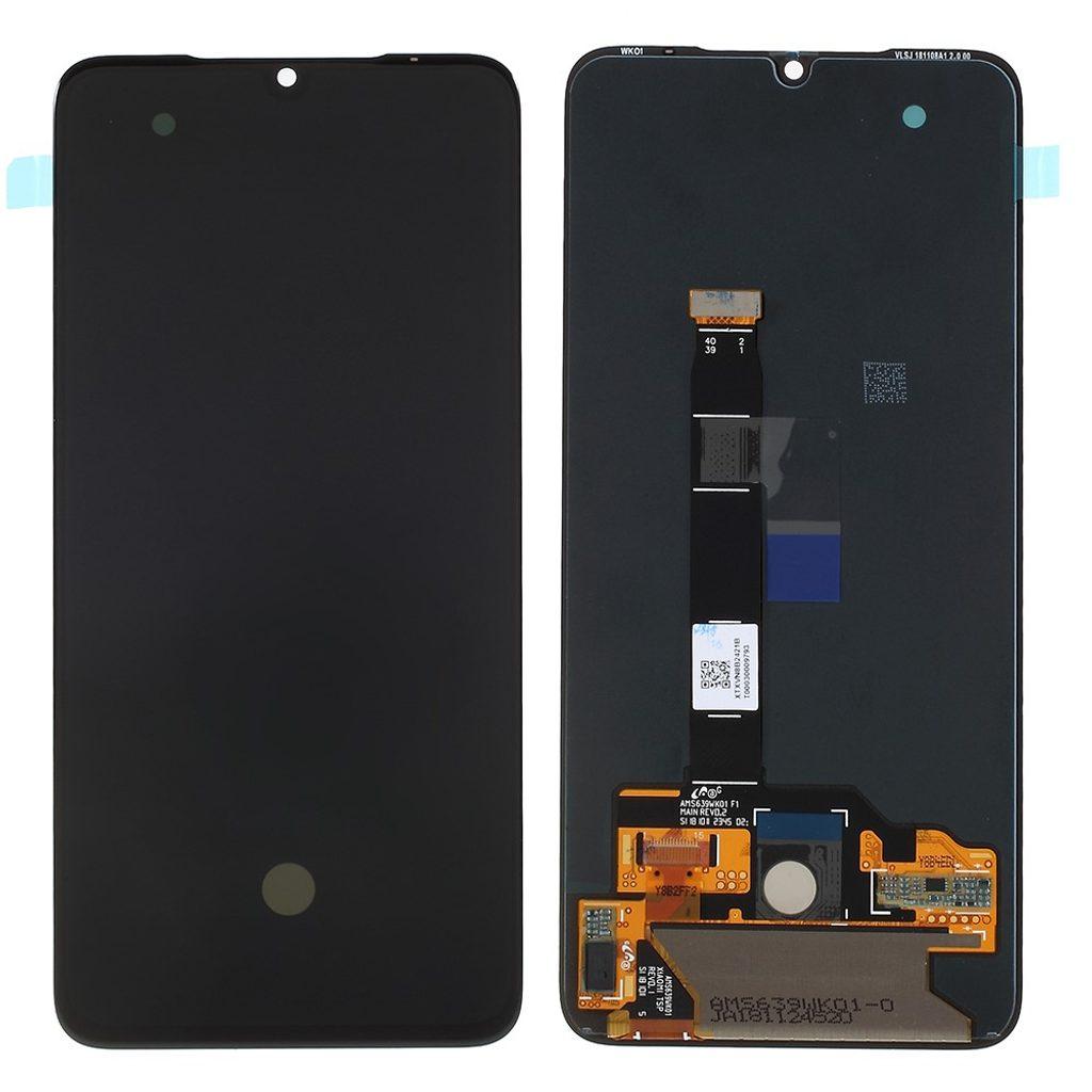 Xiaomi Mi 9 LCD displej dotykové sklo přední panel OLED