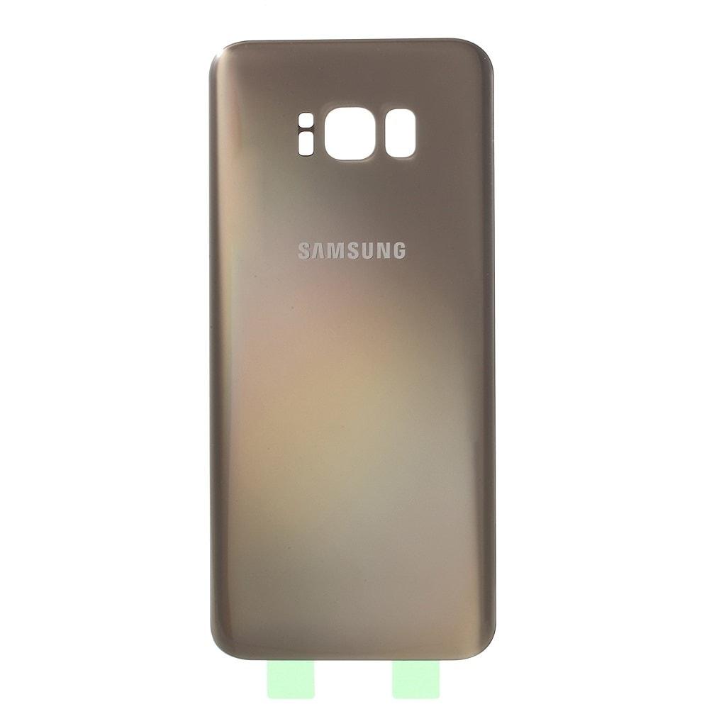Samsung Galaxy S8 + Plus zadní kryt baterie zlatý G955F