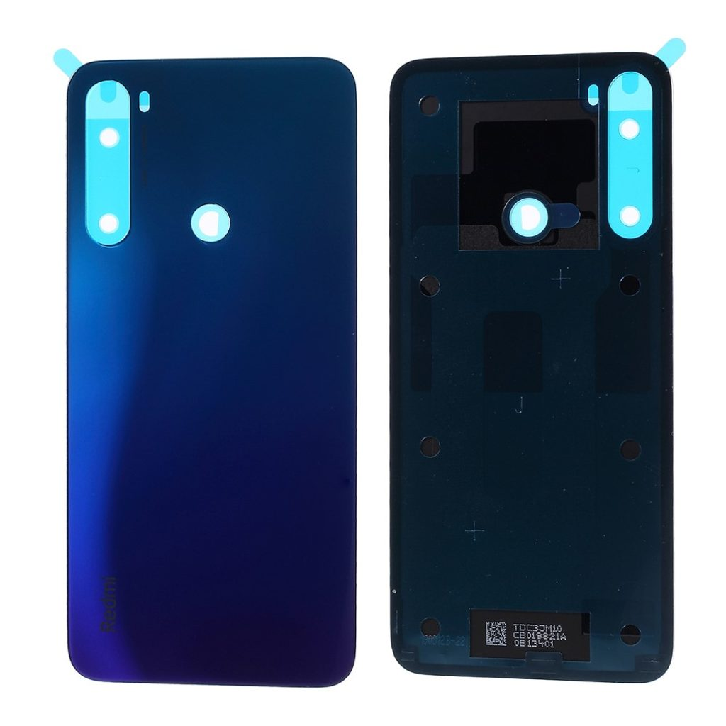Xiaomi Redmi Note 8 zadní kryt baterie modrý