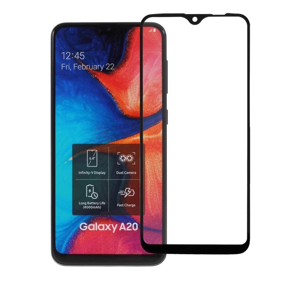 Samsung Galaxy A20e Ochranné tvzené sklo na displej