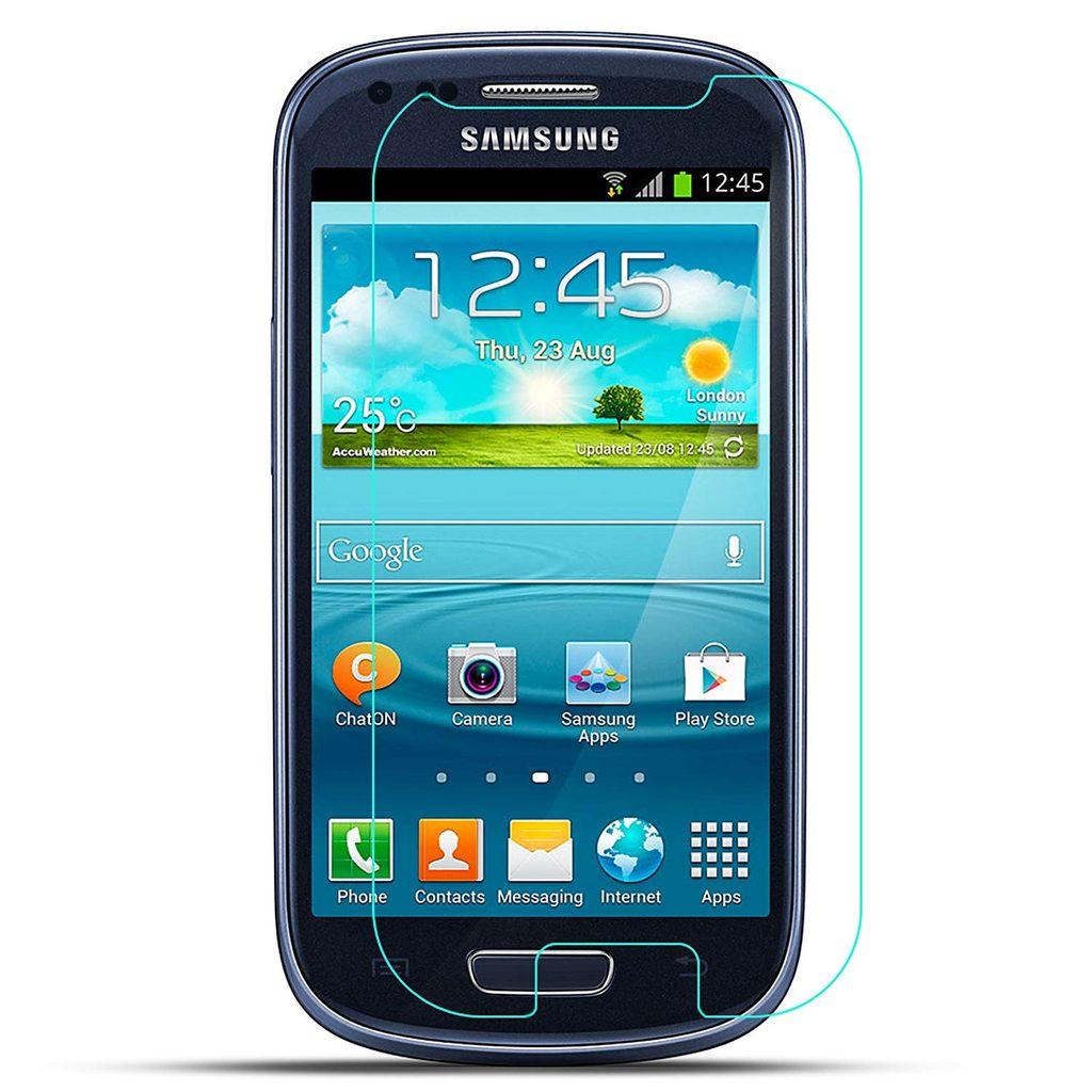 Samsung Galaxy S3 mini Ochranné tvrzené sklo na displej 2,5D i8190