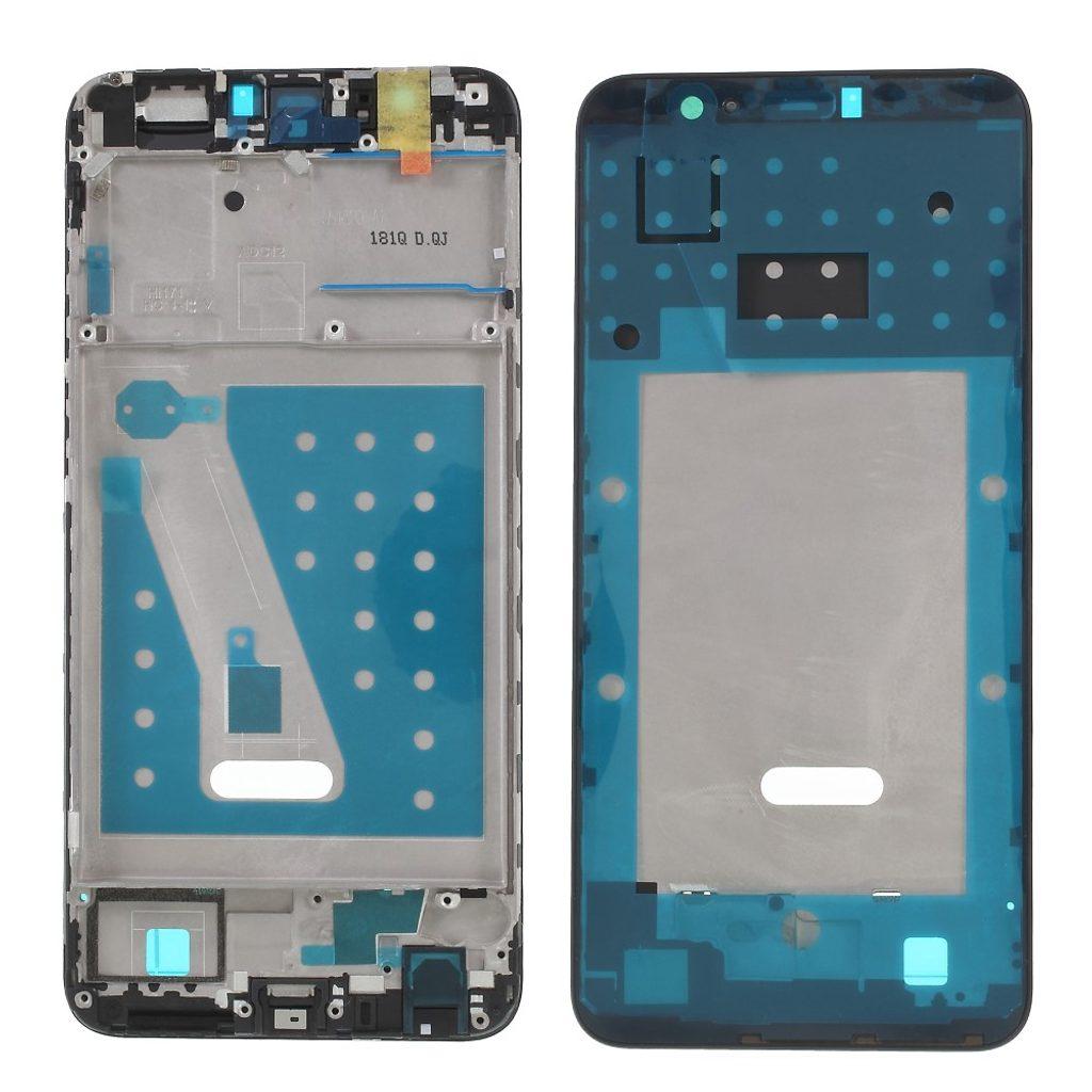 Huawei P Smart středový rámeček střední kryt černý