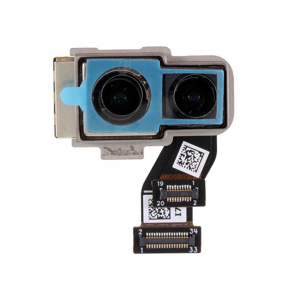 Asus Zenfone 5 / 5Z zadní duální kamera modul fotoaparát ZE620KL ZS620KL
