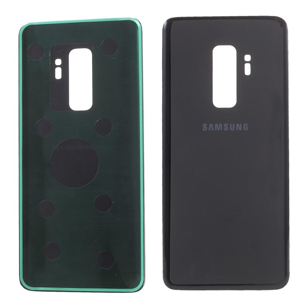 Samsung Galaxy S9+ Plus zadní kryt baterie Černý G965