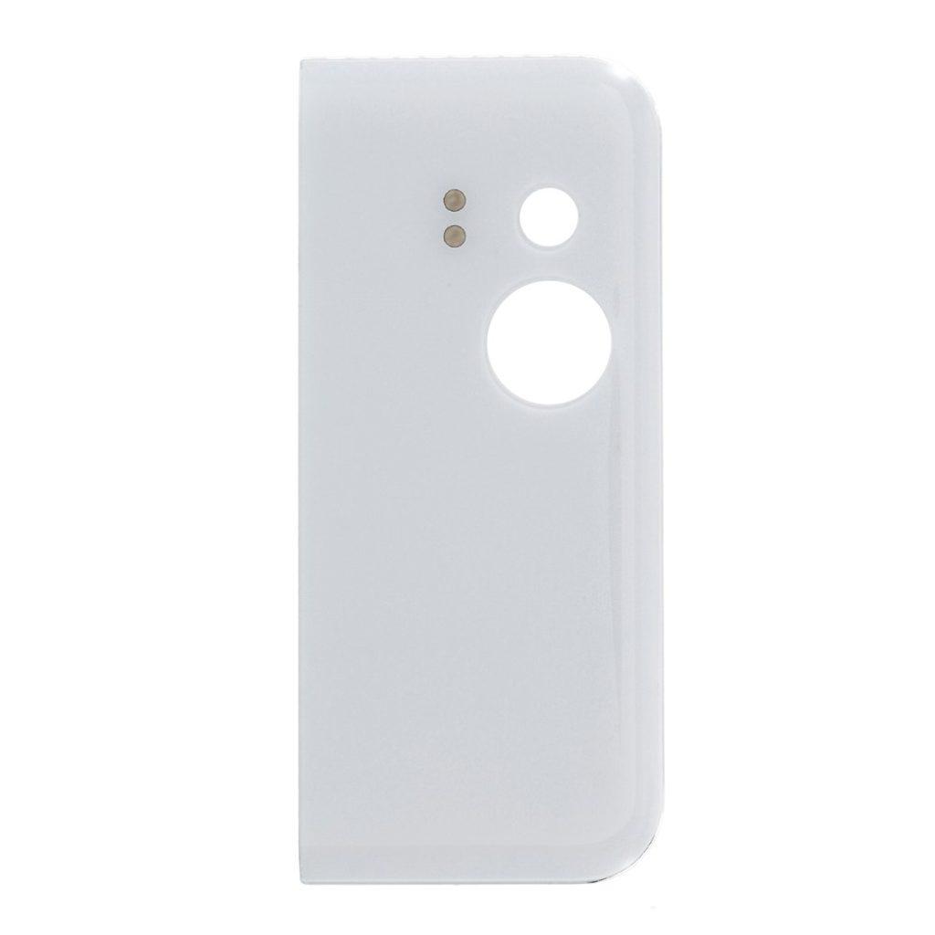 Google Pixel 2 skleněná krytka část zadního krytu baterie bílé