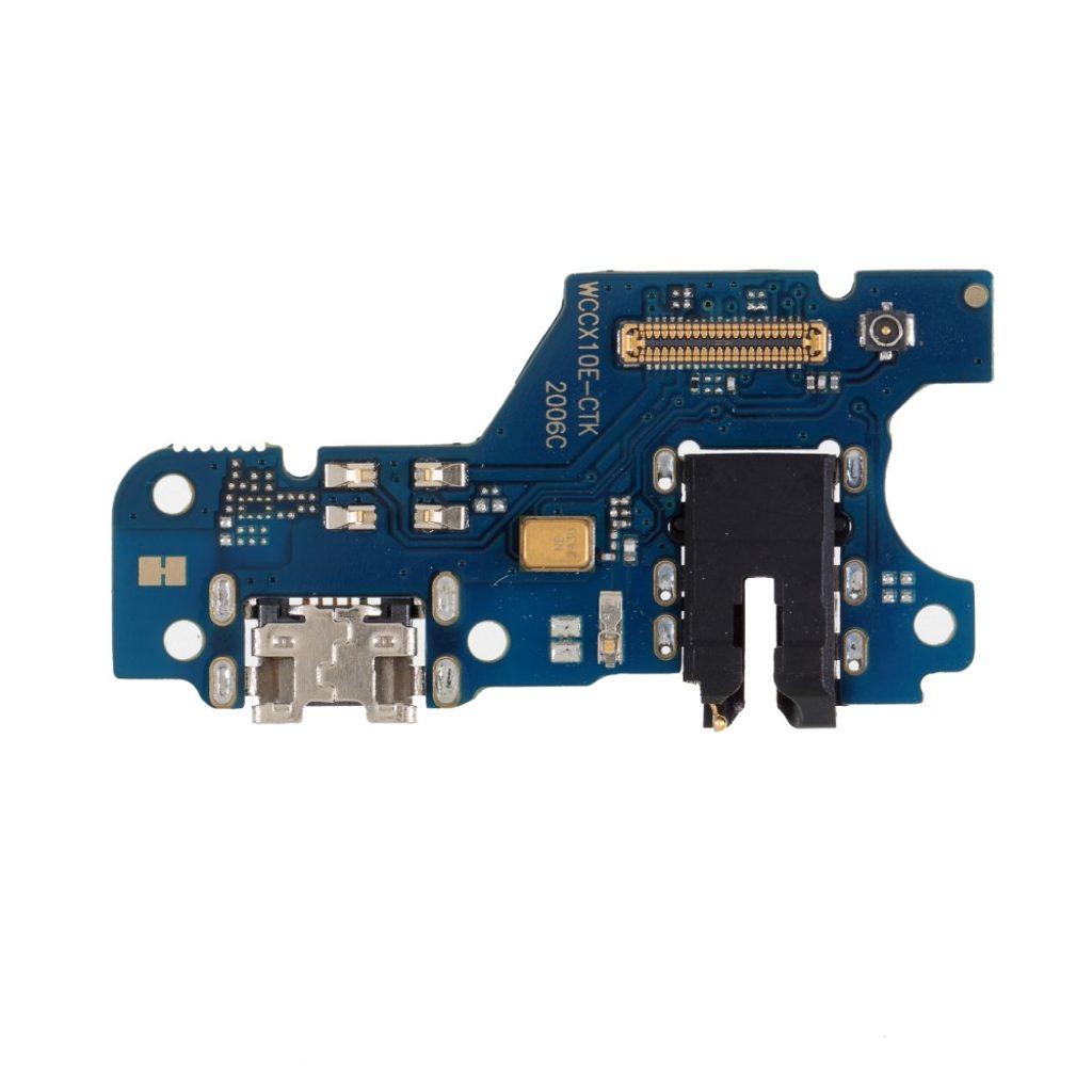 Honor 9A nabíjecí usb port konektor napájení mikrofon audio 3,5mm