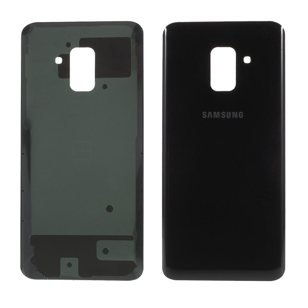 Samsung Galaxy A8 2018 zadní kryt černý A530F