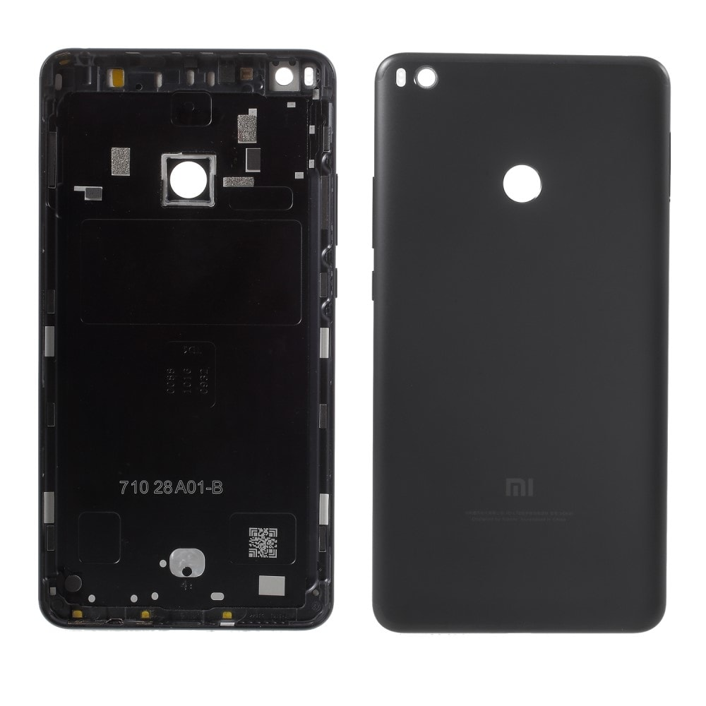 Xiaomi Mi Max 2 Zadní kryt baterie černý