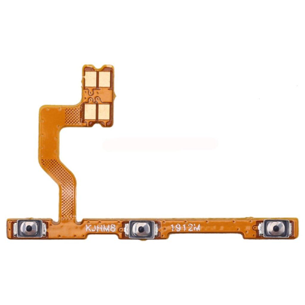 Xiaomi Redmi 8 / 8A zapínací tlačítko ovládání hlasitosti volume flex kabel