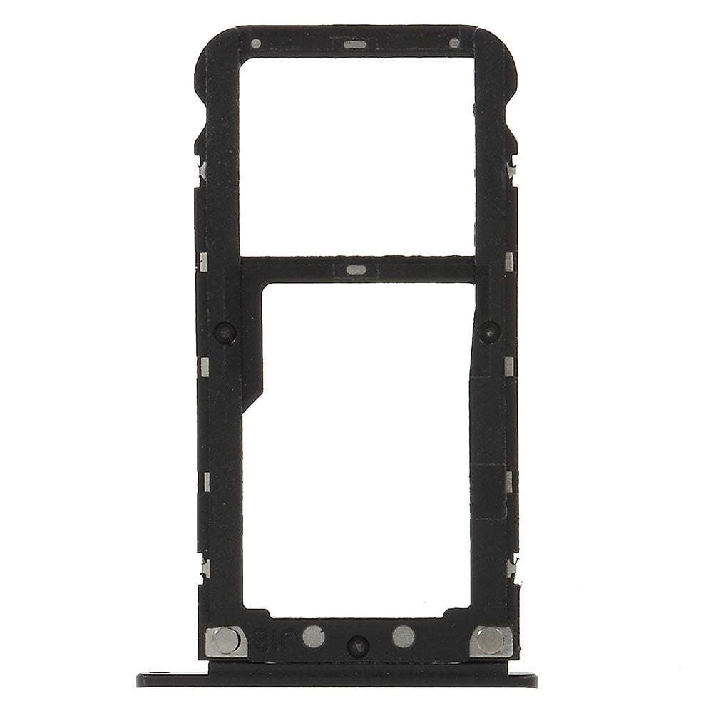 Xiaomi Redmi Note 5 šuplík na SIM SD kartu černý