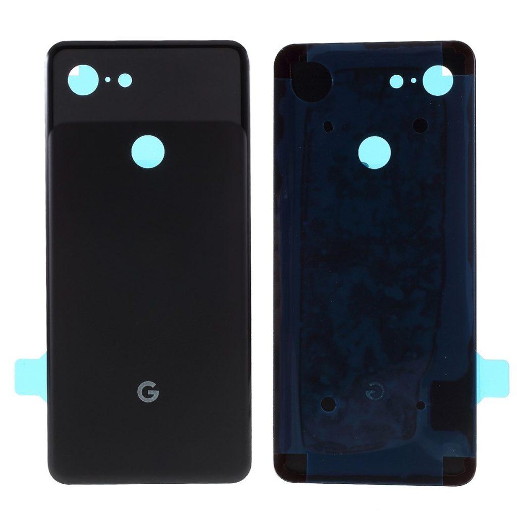 Google Pixel 3 zadní kryt baterie černý