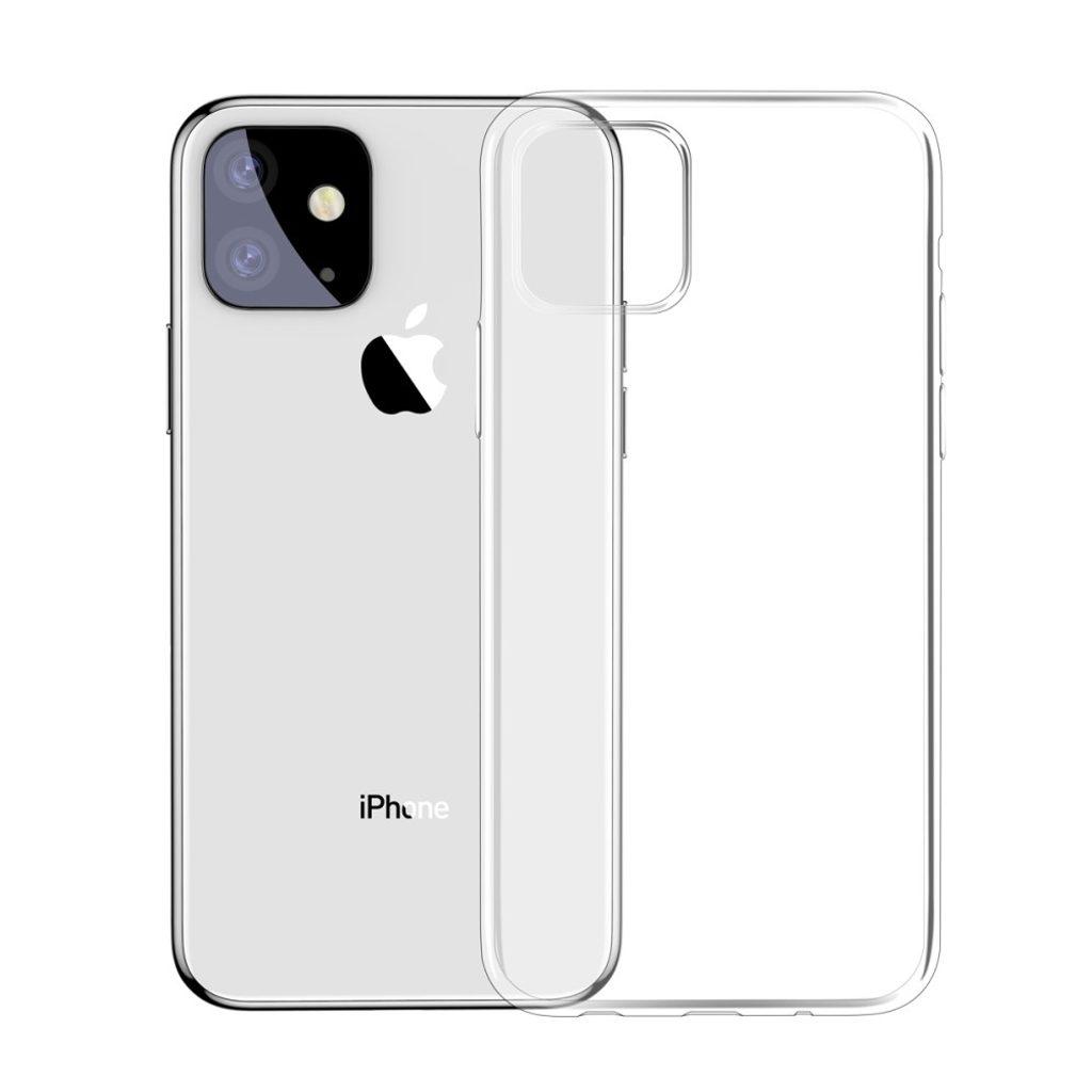 Apple iPhone 11  Ochranný kryt BASEUS obal transparetní