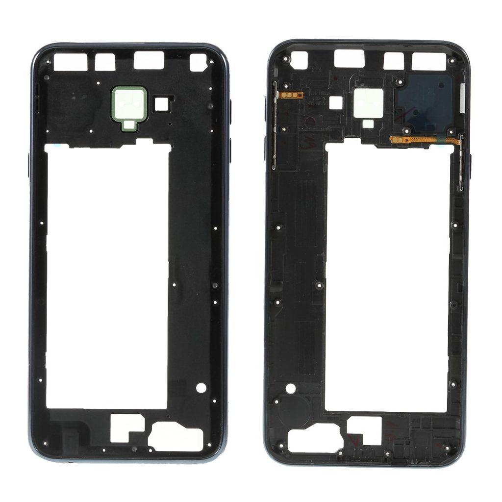 Samsung Galaxy J4 plus středový rámeček střední kryt telefonu tmavě modrý J425/J610