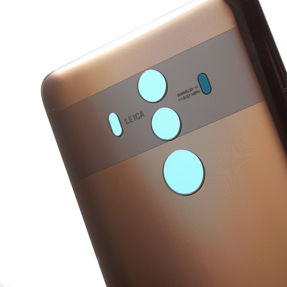 Huawei Mate 10 PRO zadní kryt baterie Moca gold hnědý