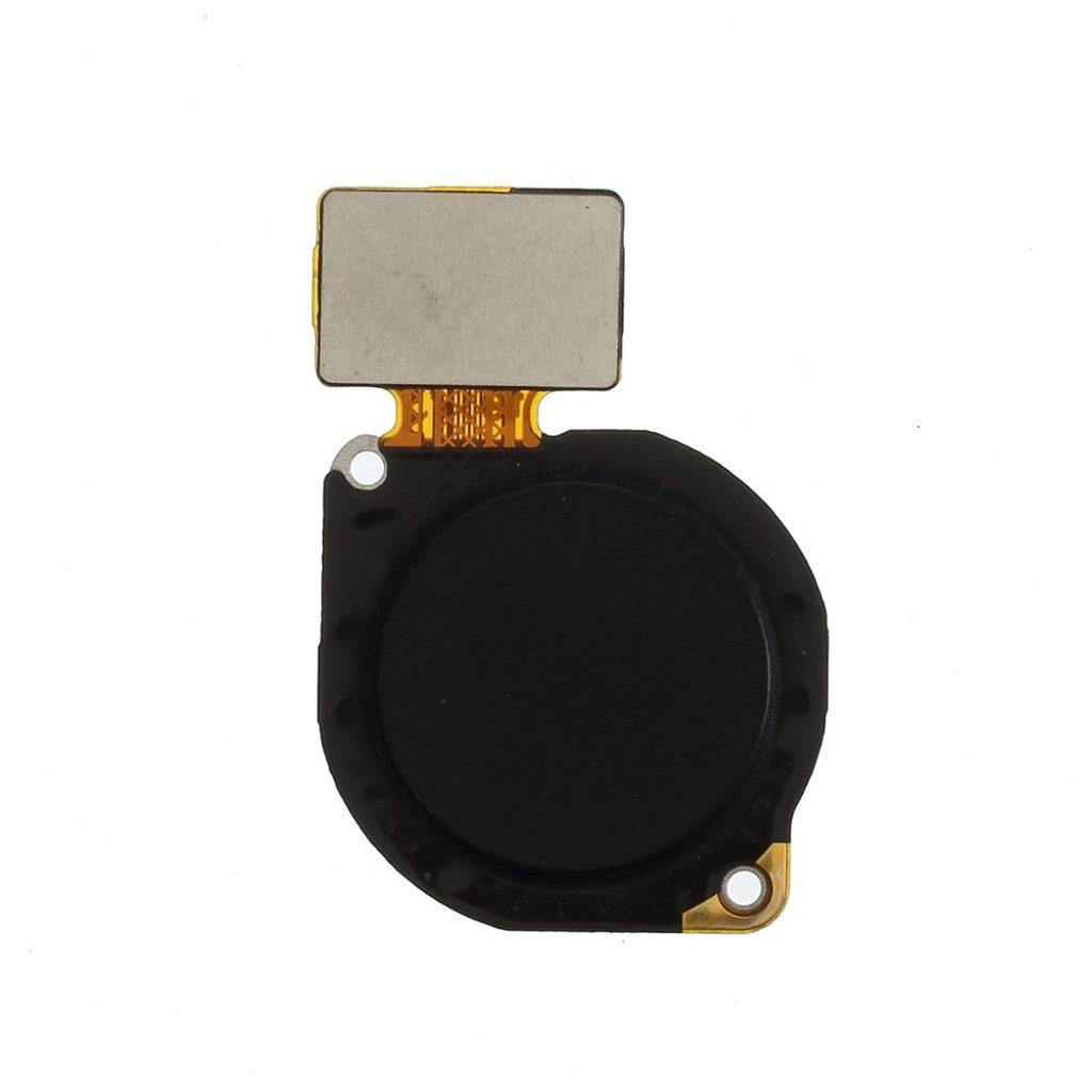 Huawei P30 Lite čtečka otisku prstu senzor černý
