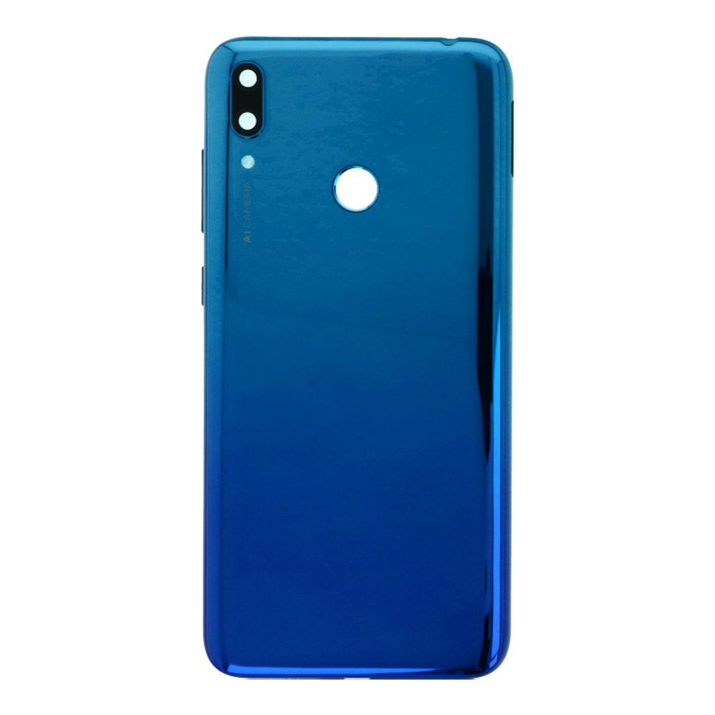 Huawei Y7 2019 / Y7 Prime 2019 zadní kryt baterie modrý