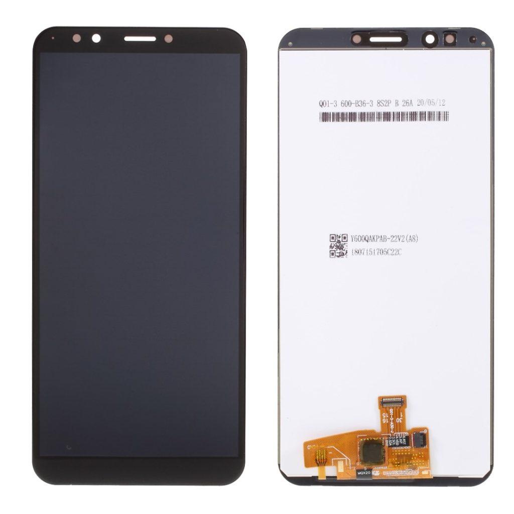 Lenovo K5 Note (2018) (L38012) LCD displej dotykové sklo komplet přední panel