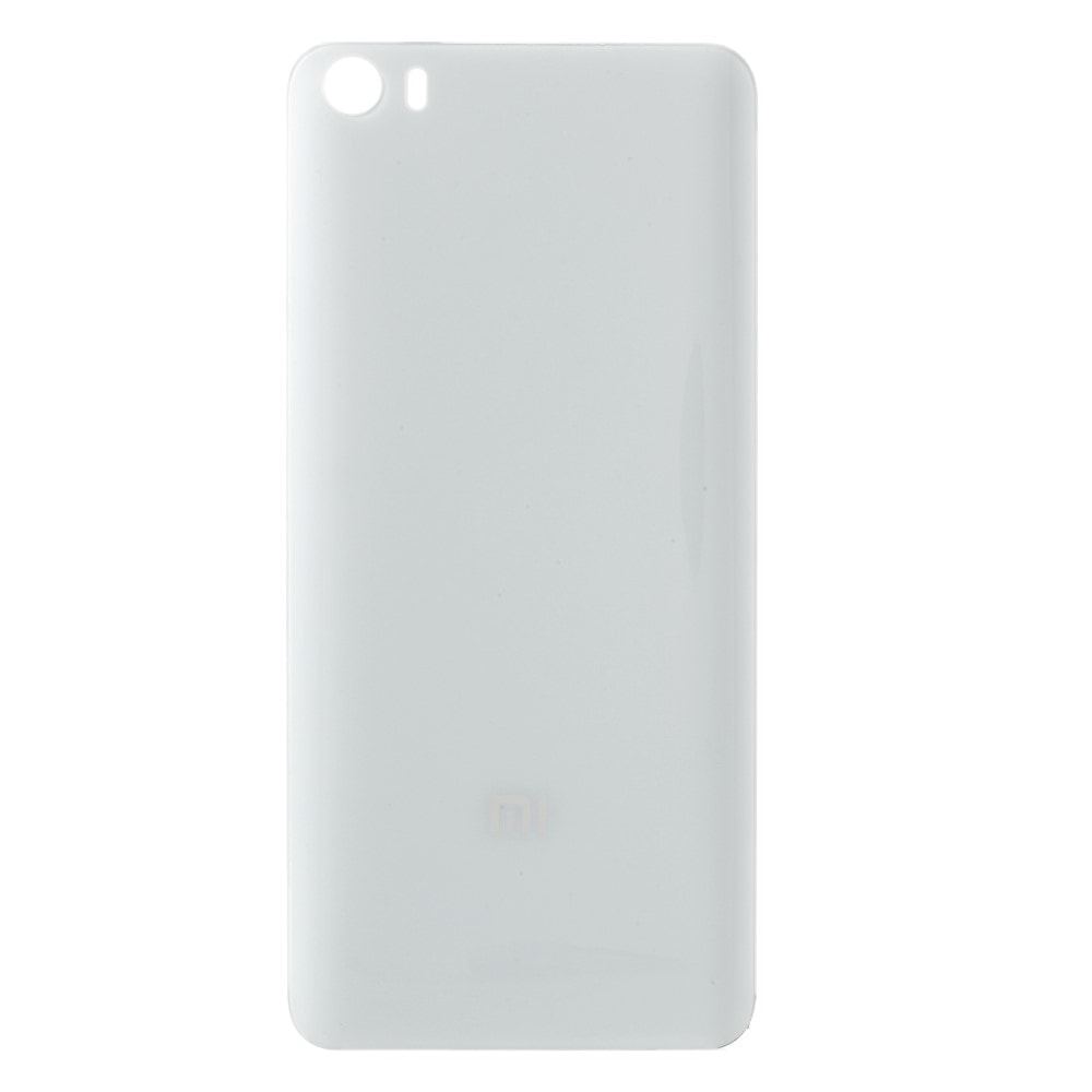 Xiaomi Mi5 zadní kryt baterie bílý skleněný