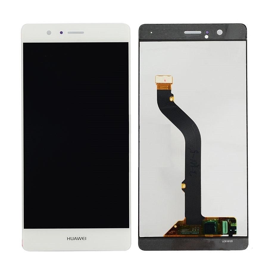 Huawei P9 Lite LCD displej bílý + dotykové sklo komplet