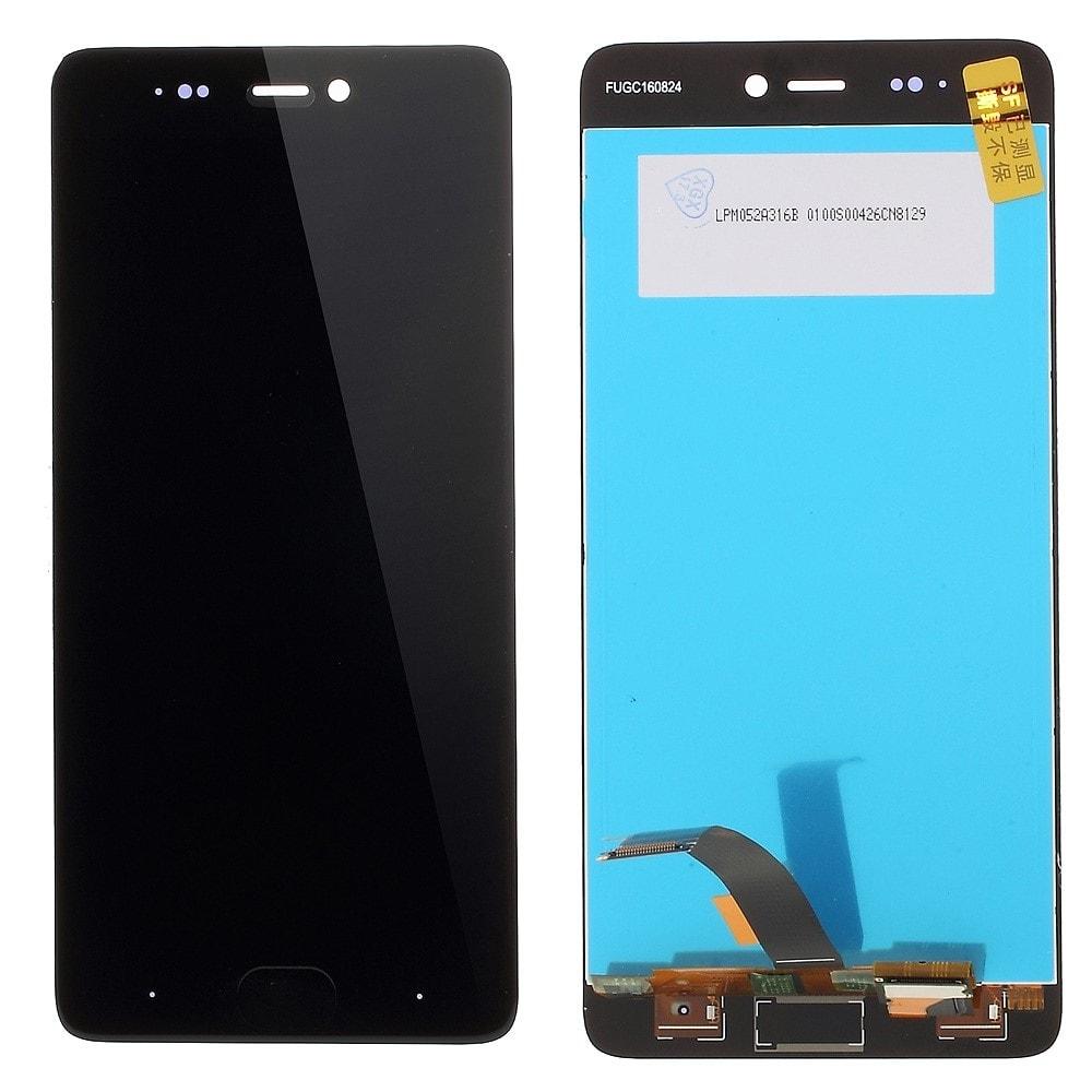 Xiaomi Mi5S LCD displej dotykové sklo černý