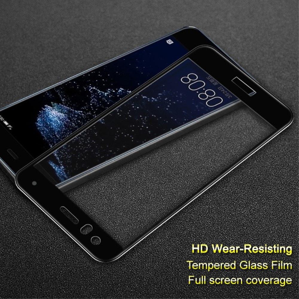 Huawei P10 Lite Ochranné tvrzené sklo 3D černé