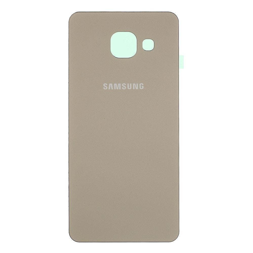 Samsung Galaxy A3 2016 Zadní kryt baterie zlatý A310F