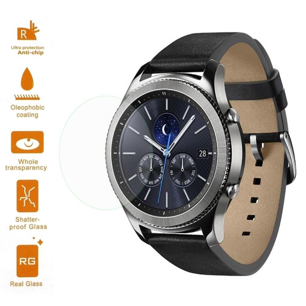 Samsung Gear S3 Hodinky Ochranné tvrzené sklo na displej