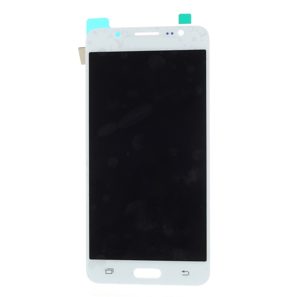 Samsung Galaxy J5 2016 LCD TFT displej dotykové sklo bílé J510